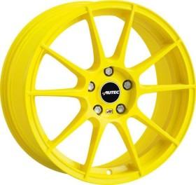 Autec type W Wizard 7.5x17 5/108 yellow (various types)