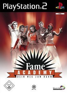 RTL 2 Fame Academy (deutsch) (PS2)