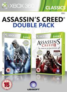 Assassin's Creed 1 & 2 Double pack (English) (Xbox 360)