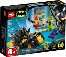 LEGO DC Universe Super Heroes - Batman vs. The Riddler Robbery (76137)