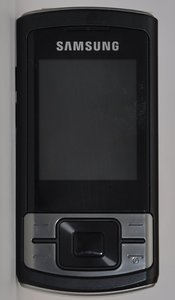 Samsung C3050 schwarz -- © bepixelung.org