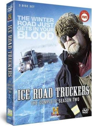 Ice Road Truckers Season 2 (UK) -- via Amazon Partnerprogramm