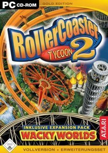Roller Coaster Tycoon 2 - Gold Edition (niemiecki) (PC)