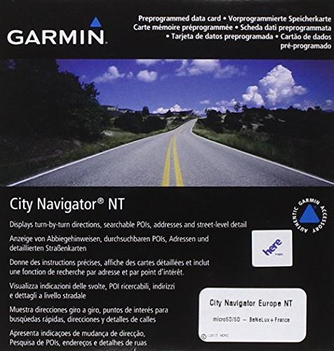Garmin maps France & BeNeLux 2010 (SD, microSD) (010-11043-00) -- via Amazon Partnerprogramm