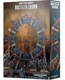 Games Workshop Warhammer 40.000 - Chaos Space Marines - Noctilith Crown (99120102106)