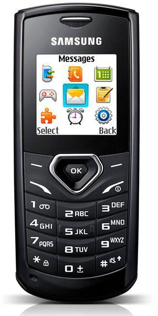 O2 Samsung E1170 (various contracts)