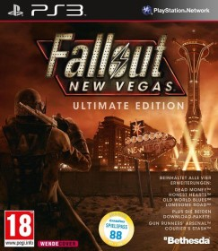 Fallout 3 - New Vegas - Ultimate Edition (PS3)