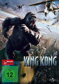 King Kong (2005) (DVD)