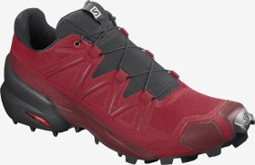 Salomon Speedcross 5 barbados cherry/black/red dahlia (Herren) (409680)