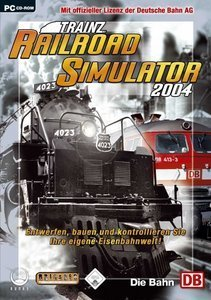 Trainz Railroad Simulator 2004 (niemiecki) (PC)
