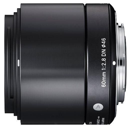 Sigma Art AF 60mm 2.8 DN für Sony E schwarz (350965)