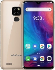 Ulefone Note 7P gold