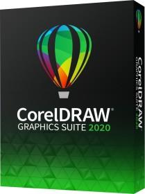 Corel CorelDraw Graphics Suite 2020, EDU, ESD (deutsch) (PC) (ESDCDGS2020EUEDU)