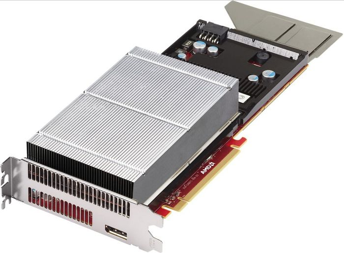 AMD FirePro S9000, 6GB GDDR5 ECC, DisplayPort (100-505748)