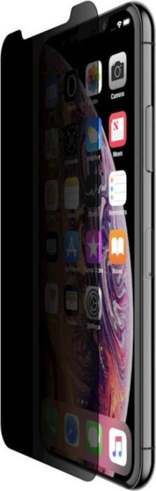 Belkin ScreenForce InvisiGlass Ultra Privacy Screen Protector für Apple iPhone XS/X (F8W924zz)