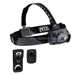 Petzl Tactikka XP Adapt head torch -- ©globetrotter.de