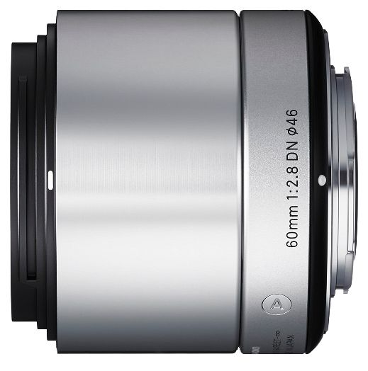 Sigma Art 60mm 2.8 DN for micro Four Thirds silver (35S963)