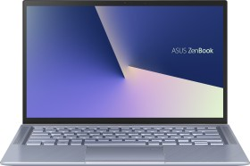ASUS ZenBook 14 UX431FA-AM123T Silver Blue Metal (90NB0MB3-M03570)