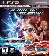 Tekken Hybrid (englisch) (PS3)