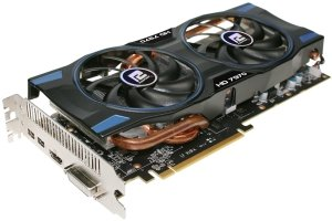PowerColor Radeon HD 7970 V2, 3GB GDDR5, DVI, HDMI, 2x Mini DisplayPort (AX7970 3GBD5-2DHV2)