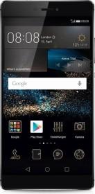 Huawei P8 schwarz/grau