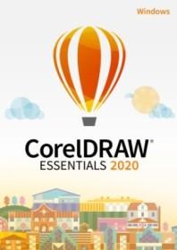 Corel CorelDraw Essentials 2020, ESD (deutsch) (PC) (ESDCDE2020DEEU)
