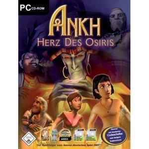 Ankh 2: Herz des Osiris (deutsch) (PC)