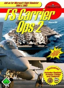 Flight Simulator 2004 - FS Carrier Ops 2 (Add-on) (niemiecki) (PC)