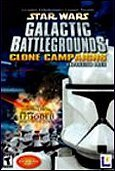 Star Wars - Galactic Battlegrounds: Clone Campaigns (niemiecki) (PC)