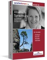 Sprachenlernen24 Albanisch Basiskurs (deutsch) (PC)