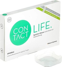 Wöhlk Contact Life, +1.50 Dioptrien, 6er-Pack