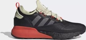 adidas ZX 2K Boost core black/grey five/solar red (men) (FV9999)
