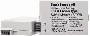 Hähnel HL-E8 Li-Ionen-Akku (1000 177.6)
