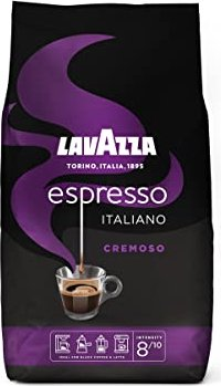 Lavazza Espresso Cremoso coffee beans, 1000g -- via Amazon Partnerprogramm