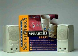 Creative Cambridge SoundWorks SBS 52