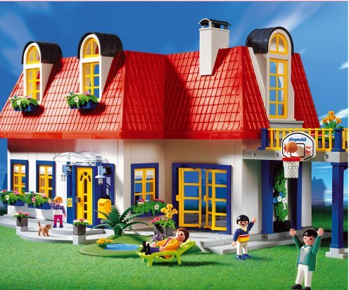 Playmobil City Life Modern House 3965 Starting From 163