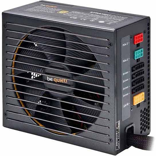be quiet! Straight Power E9-CM 580W ATX 2.4 (E9-CM-580W/BN198)