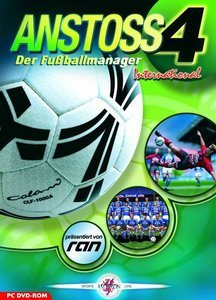"Anstoss 4 + DVD ""Die Musterknaben"" (German) (PC)"