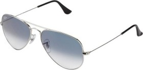 Ray-Ban RB3025 Aviator Mirror 55mm silver/silver mirror (RB3025-W3275)
