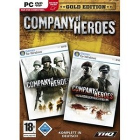 Company of Heroes - Gold (PC)