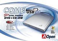 AOpen ESV-189U Combo external/USB 2.0 (91.5OD37.001)