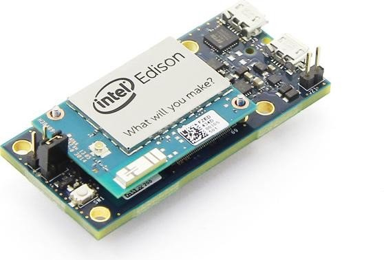 Intel Edison Breakout kit (EDI1BB.AL.K)