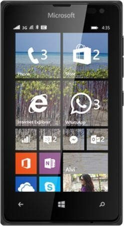 Microsoft Lumia 435 schwarz