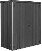 Biohort Geräteschrank 150 dunkelgrau-metallic (31010)