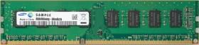Samsung RDIMM 4GB, DDR3-1066, CL7-7-7, reg ECC (M393B5273CH0-CH9)