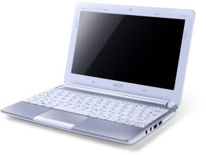 Acer Aspire One D257 white, Atom N570, 250GB HDD, Bluetooth, non-glare, UK (LU.SFW0D.026)