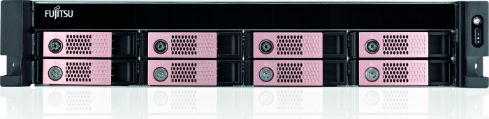 Fujitsu Celvin NAS Server QR1006 24TB, 4x Gb LAN, 2HE (S26341-F107-L973)
