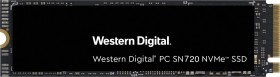 Western Digital PC SN720 NVMe SSD 2TB, M.2 (SDAPNTW-2T00)