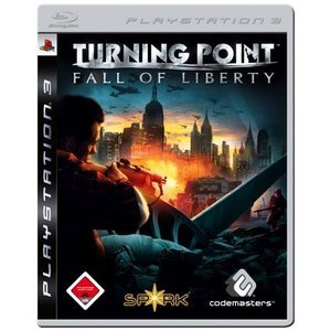 Turning Point - Fall of Liberty (deutsch) (PS3)