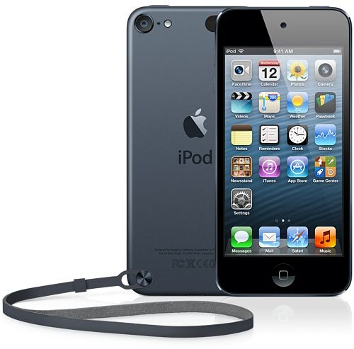 Apple iPod touch 64GB graphit (5G) (MD724*/A) [Late 2012]